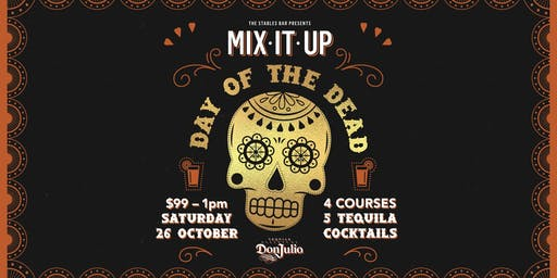 Mix It Up: Day of The Dead