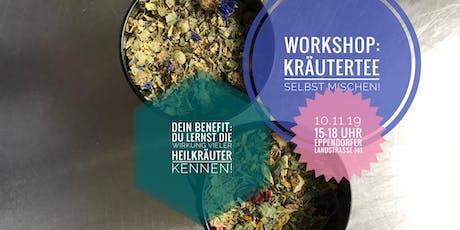 Workshop: Tees selber mischen! Tickets