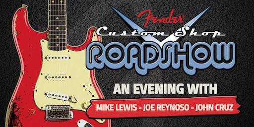 Fender Custom Shop Roadshow - PMT Birmingham