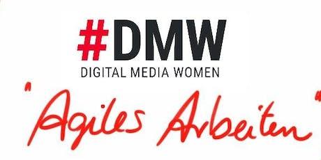 #DMW-MeetUp Rhein-Neckar: Agile Methoden – mehr als Tischkicker&Homeoffice? Tickets