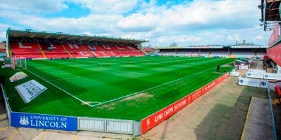 CPD Event for local grassroots coaches with Lincoln City Football Club