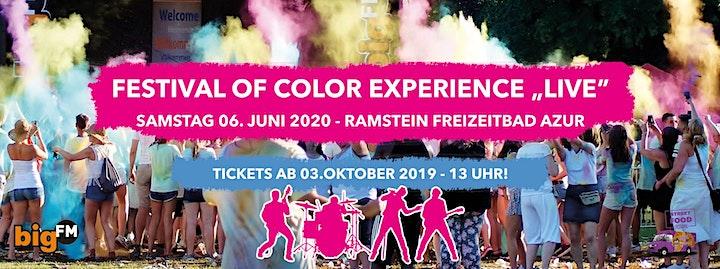 Festival of Color Experience Live: Bild