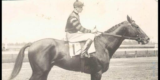 The Lockhouse Museum's Shank Lecture Series presents: Early Horse Racing in Maryland