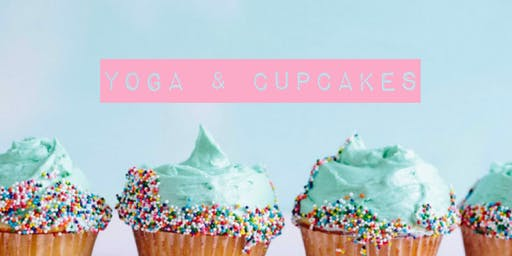 Yoga and Cupcakes for Mothers and Daughters