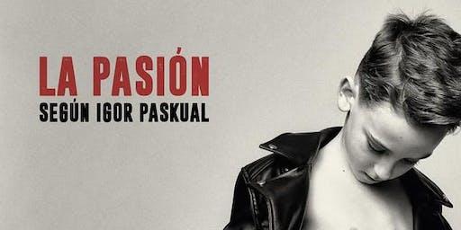 Igor Paskual en Huesca. La Pasión Acústica
