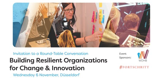 Breakfast Conversations: Building Resilient Organizations for Change
