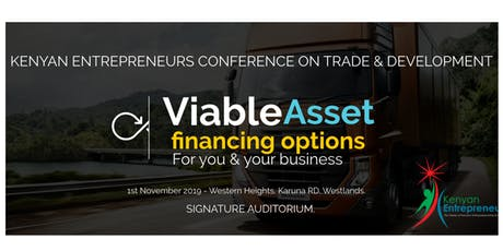 Kenyan Entrepreneurs Conference on Trade & Development | 8th Conference tickets