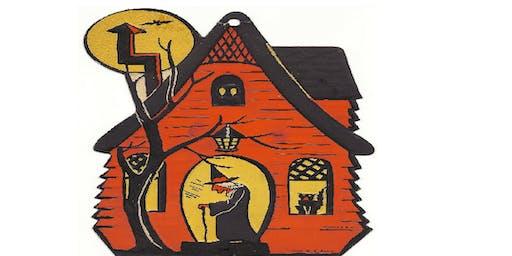 Charlton Kings Library - Halloween Writing Workshop