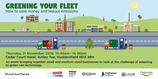GREENING YOUR FLEET - SAVE MONEY & REDUCE EMISSIONS