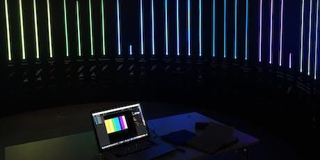 Taller de iniciación al videomapping. El vídeo y la luz transforman el espacio- Adultos. entradas