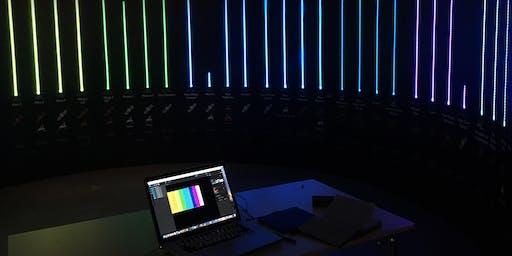 Taller de iniciación al videomapping. El vídeo y la luz transforman el espacio- Adultos.