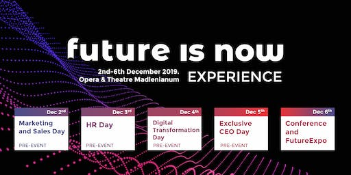 Future is NOW Experience 2019