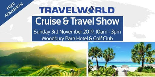 Around the World with Travelworld - Cruise & Travel Show