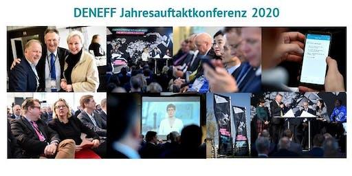 DENEFF-Jahresauftaktkonferenz #jak2020