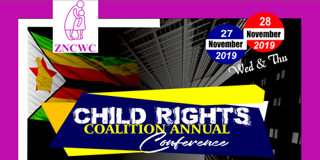 Child Rights Coalition Conference tickets