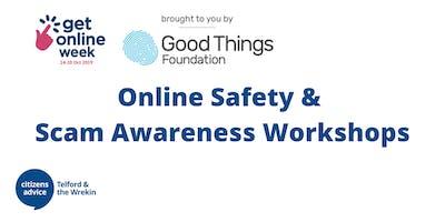 Online Safety & Scam Awareness Workshops