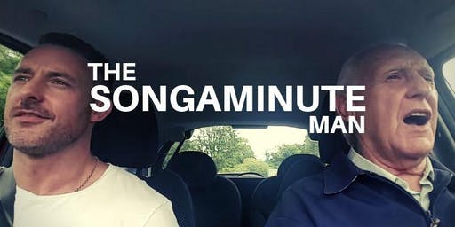 Songaminute Man - An Evening With Simon McDermott