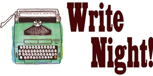 NaNoWriMo Write Night! (Western Australia)