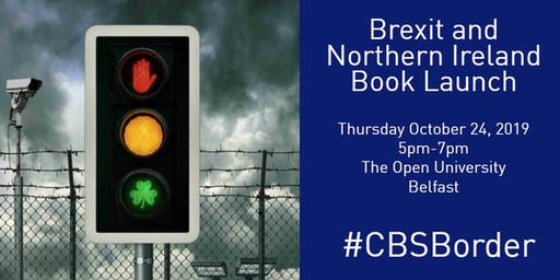 Brexit and Northern Ireland:  Belfast Book Launch