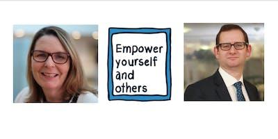 DG Listening Session - Paul Kett and Eileen Milner - Coventry