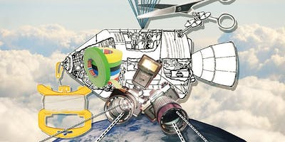 Satellite Explorer - Workshop par Niklas Roy & Diane Rabreau