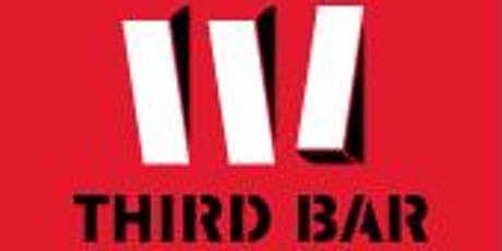 Third Bar Presents Oliver Cole, David C Clements, Gerry Norman, Happy Spend tickets