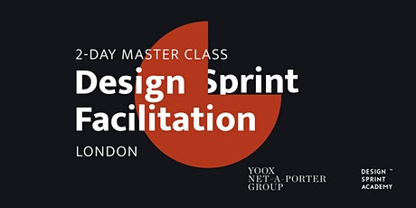 Advanced Design Sprint Facilitation - London tickets