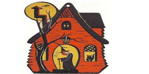 Prestbury Library - Spooky Story Workshop