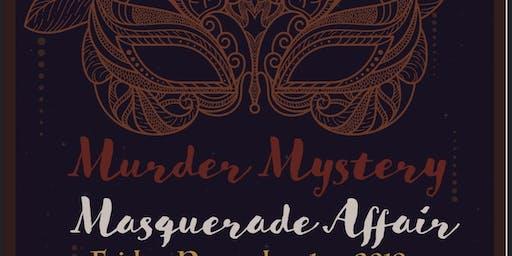 Murder Mystery Masquerade Affair