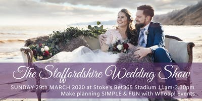 The Staffordshire Wedding Show and Whoop Events