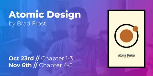 Atomic Design (Part 1/2) // CPHUX Book Club