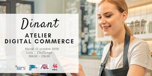 Dinant | Atelier Digital Commerce
