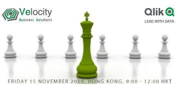 Qlik Sense Data Visualization Workshop (15 November 2019)