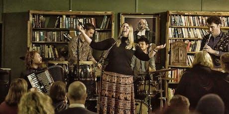 Baltic Bar Mitzvah: Live @ The Baroque Bar tickets