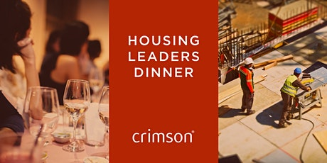 Housing Leaders Dinner tickets