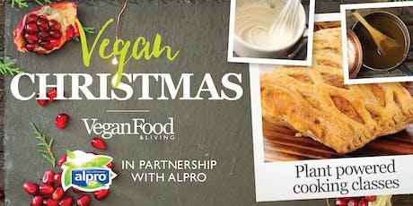 Vegan Christmas - Plant Powered Series tickets