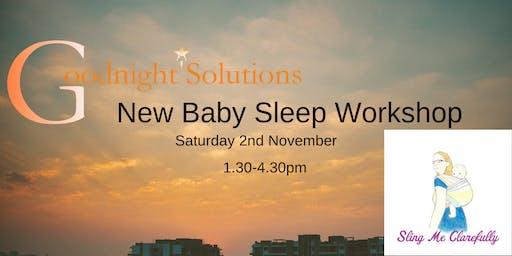 New Baby Sleep Workshop