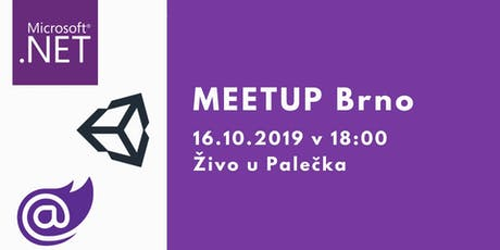 .NET MeetUp Brno tickets