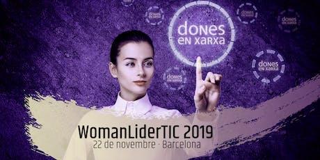 WomanLiderTIC 2019 entradas