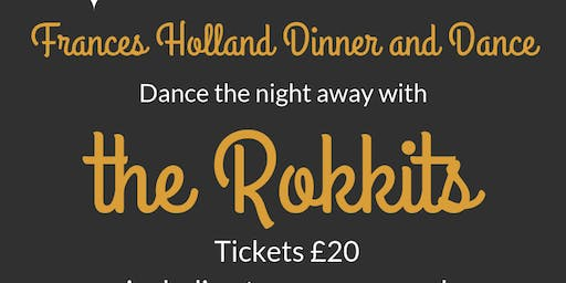 Newbury Cancer Care Christmas Dinner and Dance with the Rokkits
