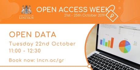 Open Data: Benefits & Advantages to Researchers (Open Access Week) tickets
