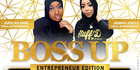 BOSS UP Entrepreneur Edition Seminar tickets