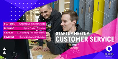 Startup Meetup Chemnitz: Customer Service