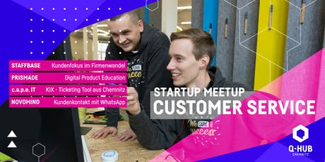 Startup Meetup Chemnitz: Customer Service Tickets