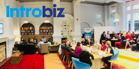 Introbiz Networking Breakfast at Virgin Money Lounge tickets
