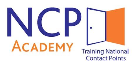 NCP-Academy Workshop - Enhanced EIC Pilot 2019-2020 towards Horizon  tickets