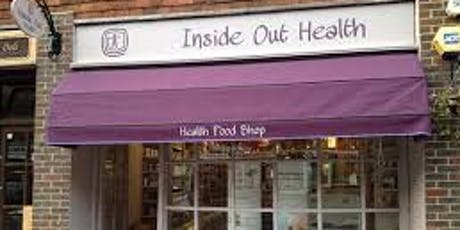 Digestive Health Talk @ Inside Out Health tickets