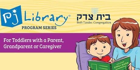 PJ Library presents: Hanukkah, Oh Hanukkah tickets