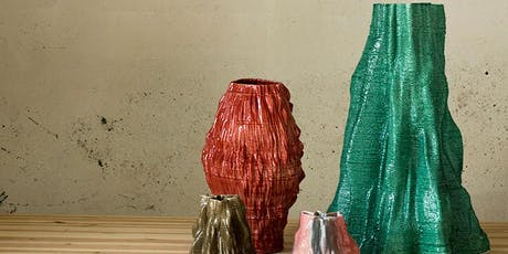 Revolution in Ceramic Art with DeltaWasp Clay 3D printers tickets