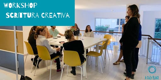 Workshop scrittura creativa • Writers of Wonderland